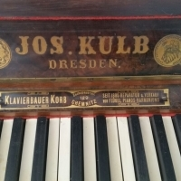 Refurbished Piano - Jos Kulb
